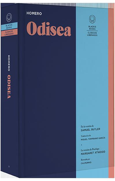 Odisea (+póster de regalo) – Blackie Books